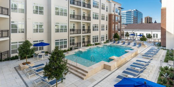 Louisiana State University (Off Campus) Student Housing
