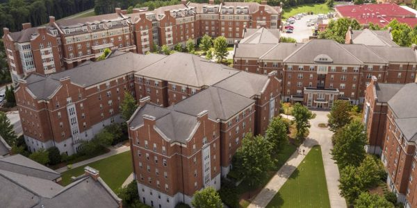 University Of Georgia, Mold Remediation – Bluffs In Athens, Georgia