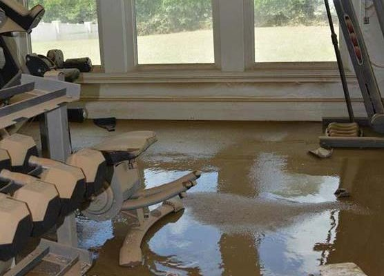 What is a Class 3 water loss?
